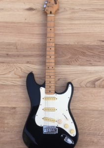 Asahi Stratocaster Made By Hyundai EST30 Vintage 57 Style